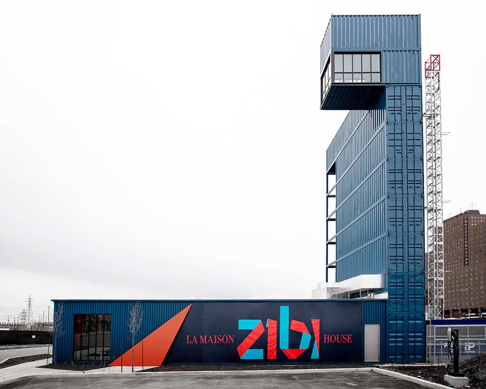 Photo of Zibi House