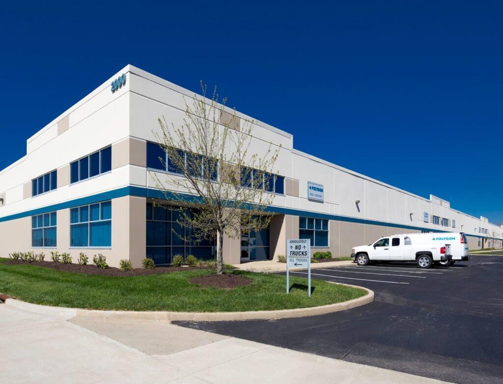 Dream Industrial Warehouse Building in Cincinatti, Ohio